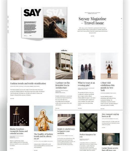 Portfolio Thema WordPress