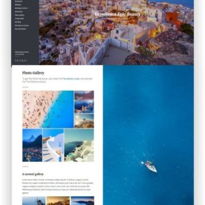 Hotel Thema WordPress