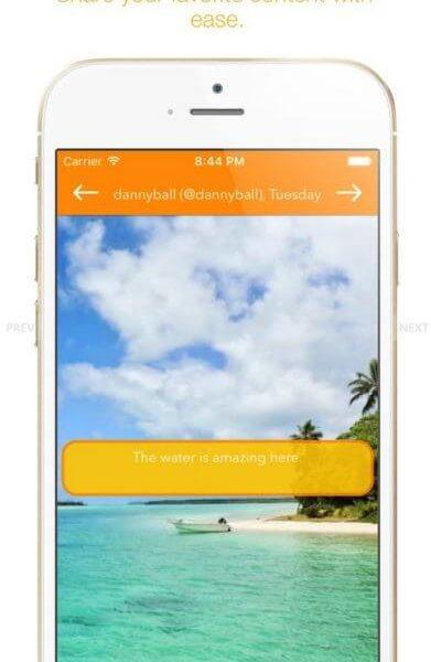iOS Social Network App