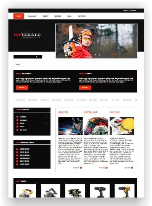 Joomla eCommerce Themes - Hier finden Sie die Besten!