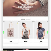PrestaShop Fashion Shop