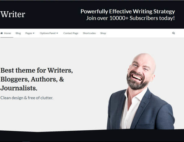 WordPress Blog für Journalisten