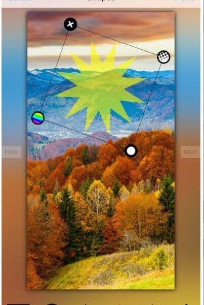 iOS Photo Editor App