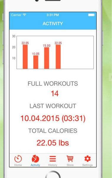 Workout App