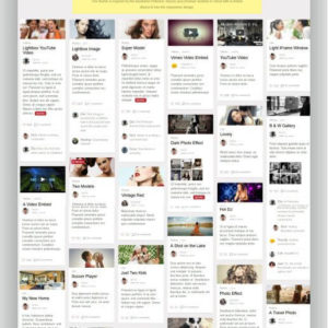 Wordpress Pinterest