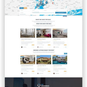 WordPress Immobilien Thema