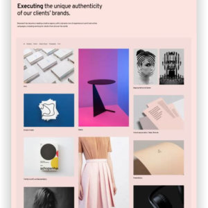 Creatives Portfolio Thema
