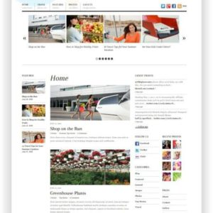 Wordpress Magazin 3 spaltig