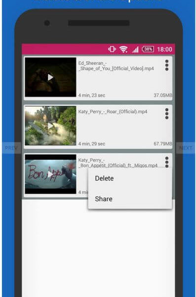 Android Youtube Downloader App