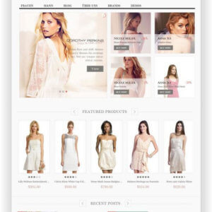 PrestaShop Multithema Arundo
