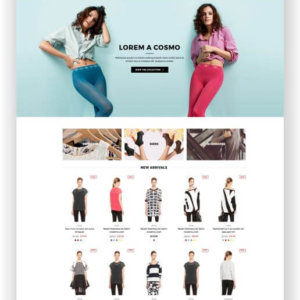 Shopify Fashion Thema