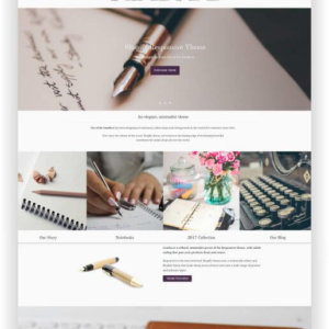 Responsives Shopify Theme
