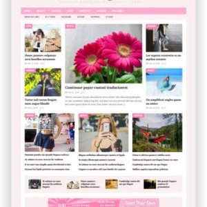 WordPress Frauenmagazin