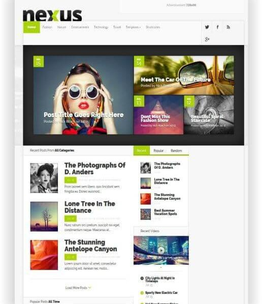 WordPress Magazin