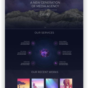 WordPress Portfolio Theme TheGem