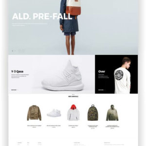 WooCommerce Theme Goodz