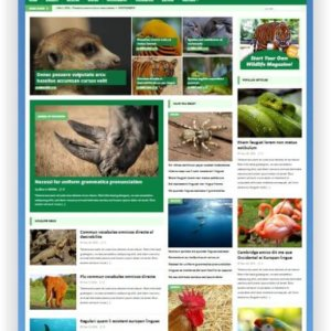 WordPress Tiermagazin