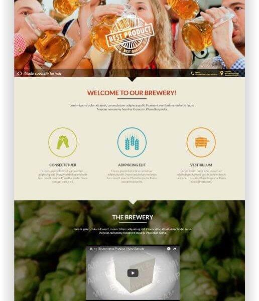 Thema für Bierbrauen