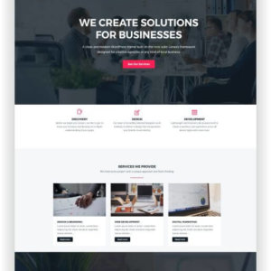 WordPress Business Pro Thema
