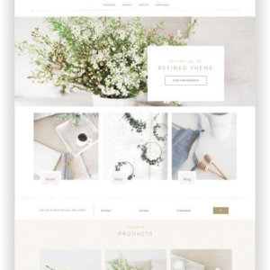 Elegantes Wordpress Thema