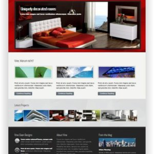 Joomla Blog Thema