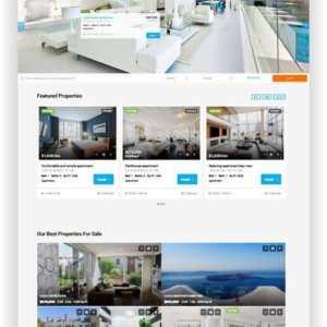 WordPress Immobilien Thema Houzez