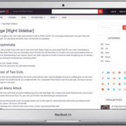 WordPress Coupon Website 1