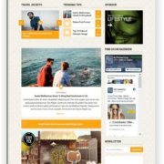WordPress Lifestyle Magazin Thema