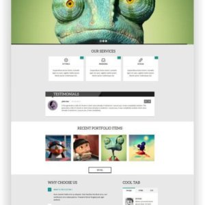 WordPress Multi Thema