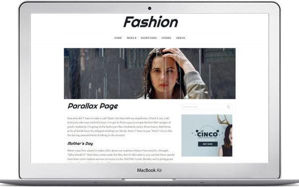 Fashion Magazin Thema