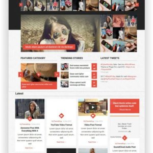 WordPress Multimagazin Thema