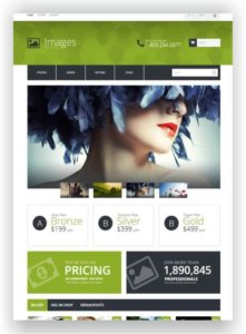 Online Fotoladen erstellen