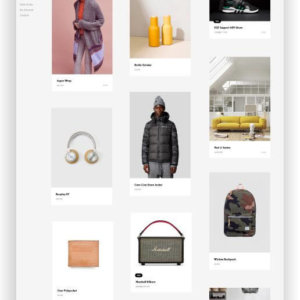 WooCommerce Design Store