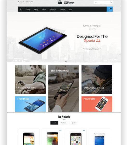 Online Handyshop erstellen