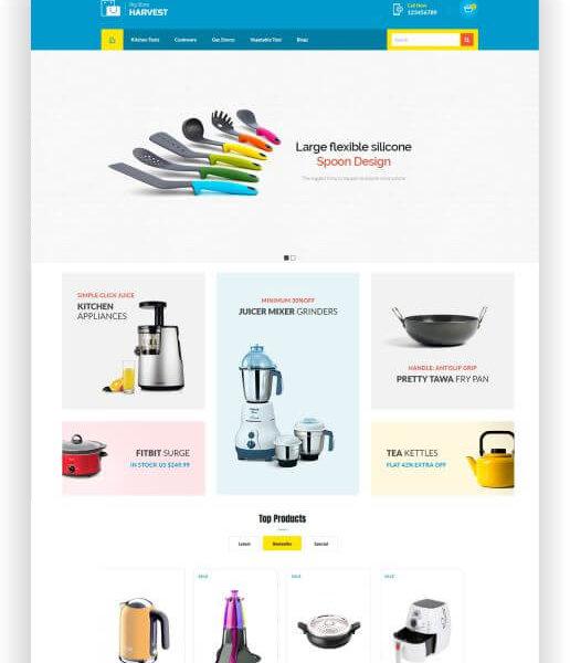Küchengeräte online verkaufen