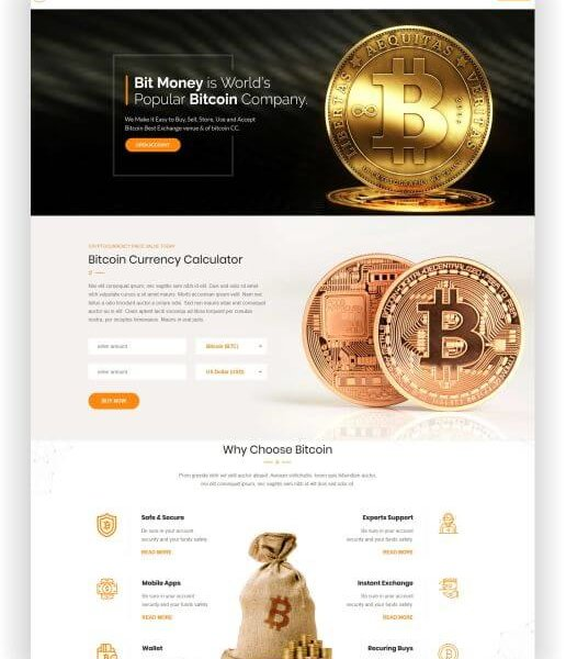 Bitcoin Thema